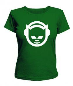 Женская футболка Face