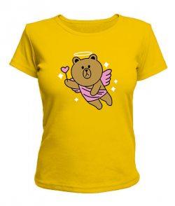 Женская футболка Фея