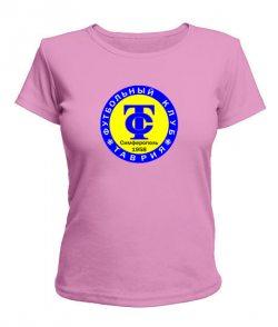Женская футболка Таврия