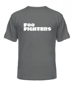 Мужская Футболка Foo Fighters