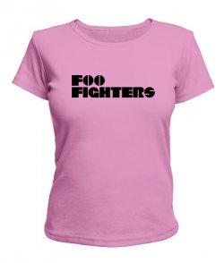 Женская футболка Foo Fighters