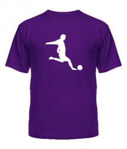Мужская Футболка Footboll
