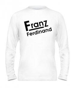 Мужской Лонгслив Franz Ferdinand