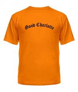 Мужская Футболка Good Charlotte