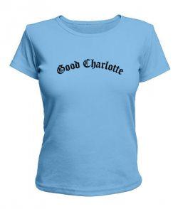 Женская футболка Good Charlotte