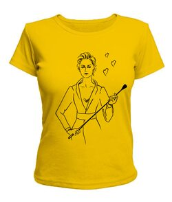 Женская футболка Госпожа