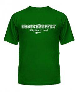 Мужская Футболка Groovebuffet