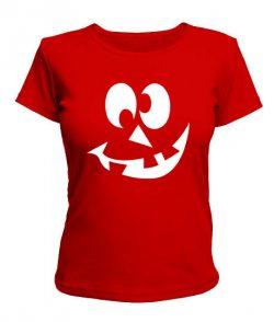 Женская футболка Halloween №7