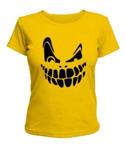 Женская футболка Halloween №8