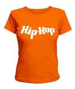 Женская футболка Hip-Hop