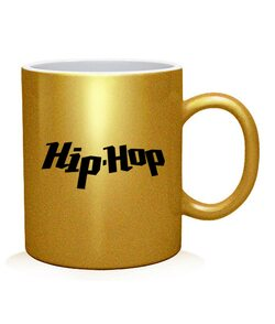 Чашка арт I love hip-hop