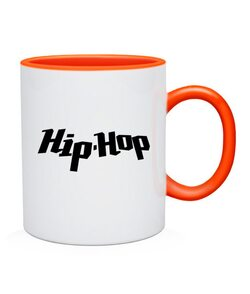 Чашка I love hip-hop