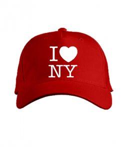 Кепка классик I love NY