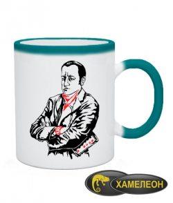 Чашка хамелеон Иван Котляревский