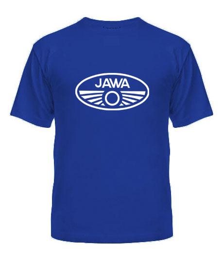 Мужская Футболка Ява (Jawa)