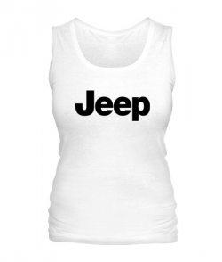 Женская майка Джип (Jeep)