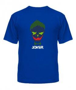 Мужская Футболка Suicide Squad Joker