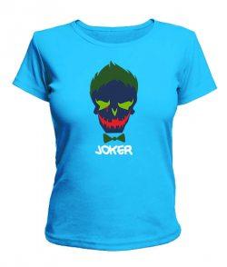 Женская футболка Suicide Squad Joker