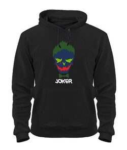 Толстовка Suicide Squad Joker