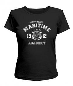 Женская футболка КГАВТ