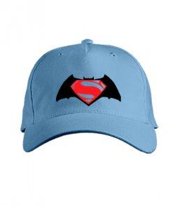 Кепка классик Бетмен-супермен №2