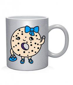 Чашка арт Кофе и пирожуля (для нее)