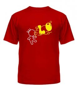 Мужская футболка LO-VE