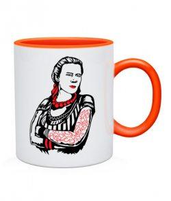 Чашка Леся Украинка