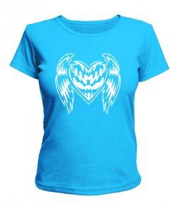 Женская футболка Летучие мыши