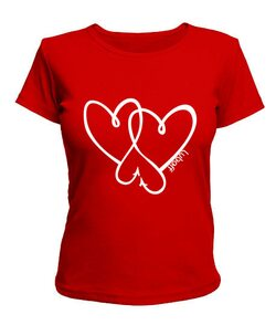 Женская футболка ЛюбоFF