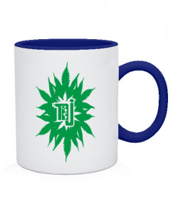 Чашка Волшебный лист