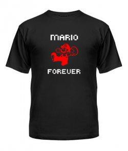 Мужская Футболка Mario Вариант 4