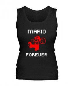 Женская майка Mario Вариант 4