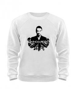 Свитшот Depeche mode (Депеш мод) Вариант №10