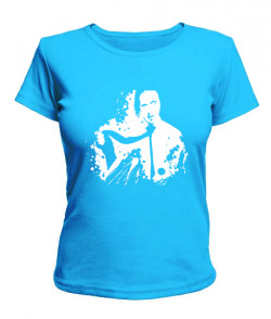 Женская футболка Menson