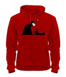 Толстовка Бетмен и Женщина-кошка (для него)