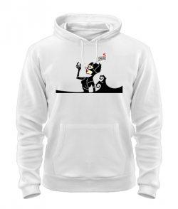 Толстовка Бетмен и Женщина-кошка (для нее)