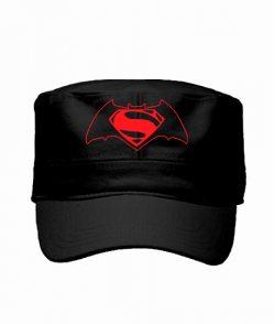 Кепка милитари Бетмен-супермен №2