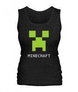 Женская майка Minecraft