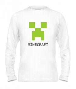 Мужской Лонгслив Minecraft