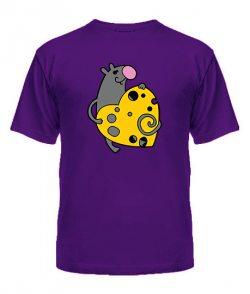 Мужская футболка Мышки
