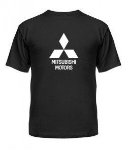 Мужская Футболка Митсубиши Моторс (Mitsubishi Motors)