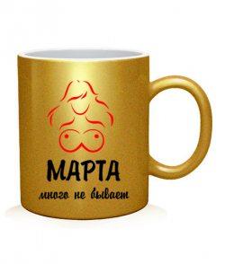 Чашка 8 Марта много не бывает