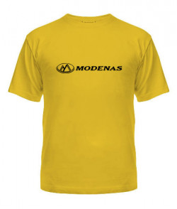 Мужская Футболка Моденас (Modenas)