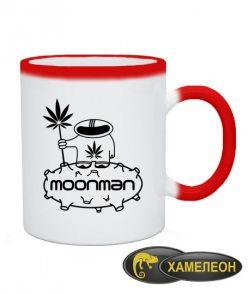 Чашка хамелеон Moonmen