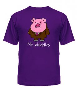 Мужская футболка Гравити фолз