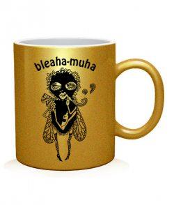 Чашка арт Bleaha-muha