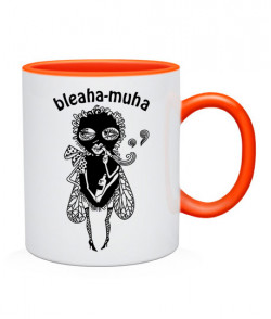 Чашка Bleaha-muha