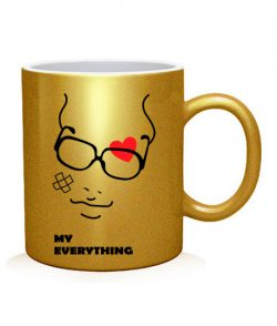 Чашка арт You are my everything (для него)