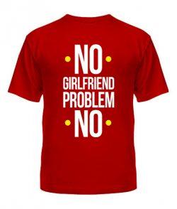 Мужская футболка No-No